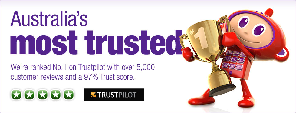 Maz says, why trust anyone else? We are Australia's most trusted recycler as rated by Trust Pilot.