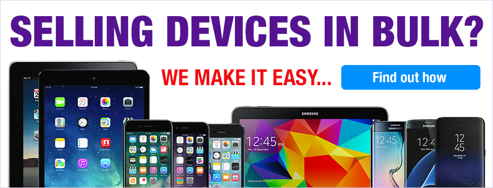 Selling device in bulk? We make it easy... Find out how.