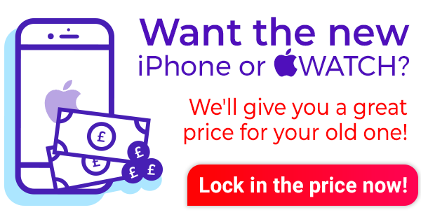 Want the new iPhone or Apple Watch? We'll give you a great price for your old phone. Lock in the price before they drop!