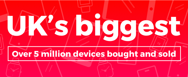 UK's biggest - Over 5 million devices bought and sold